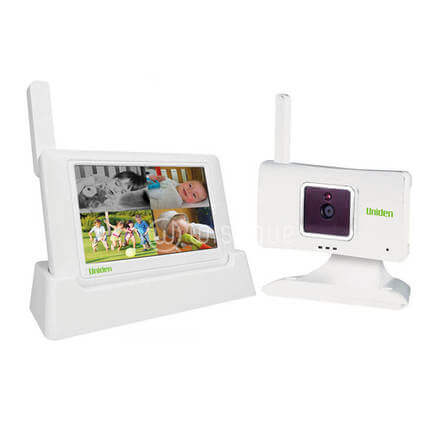 Digital Wireless Baby Video Monitor