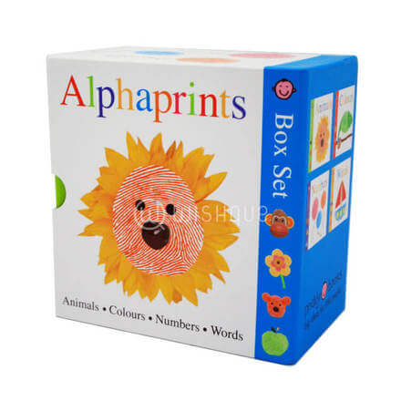 Alphaprints Box Set - By Priddy