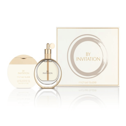 Michael Buble By Invitation 100 ml 2 Piece Gift Set