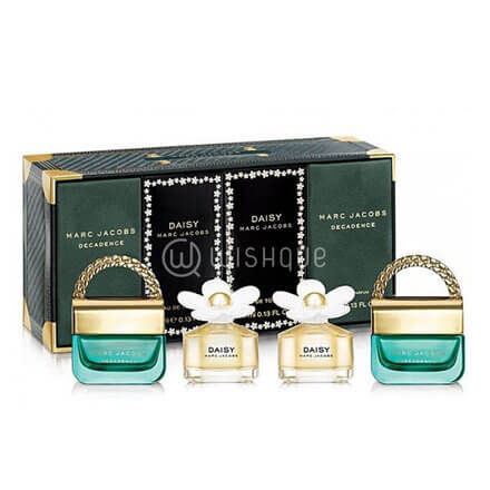 Marc Jacobs Decadence 4 Piece Gift Set