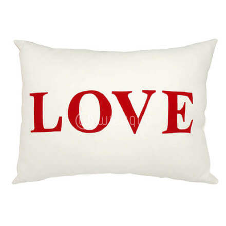 Love Lumbar Cushion