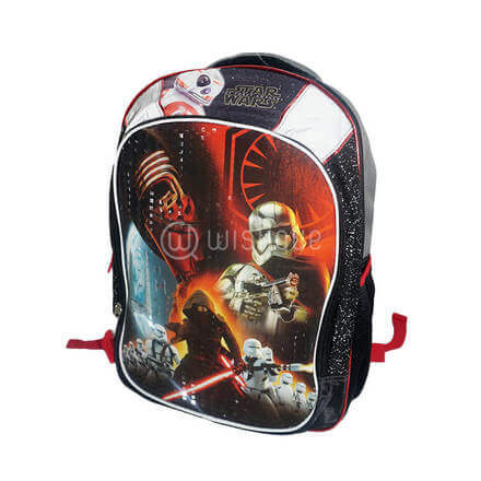 Disney Star Wars  Elementary School Backpack
