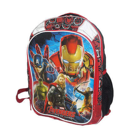 Disney Iron Man Elementary School Backpack