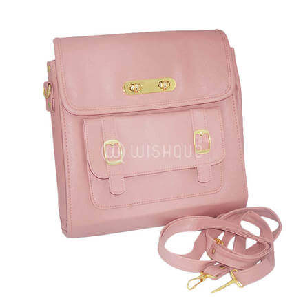 "WB Design Handbag ""Pink"""