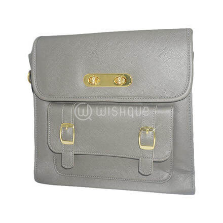 "WB Design Handbag ""Gray"""