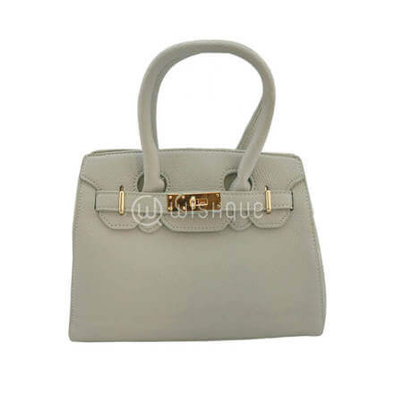 Imported Handbag - Grey