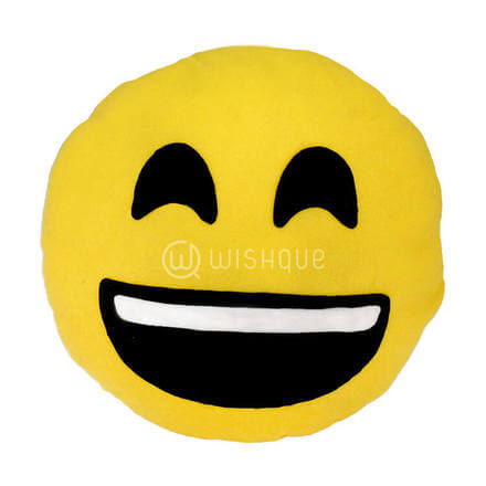 Happy Emoji Pillow