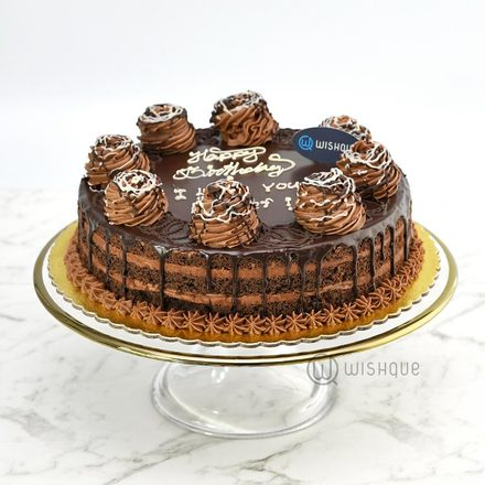 Chocolate Fudge Supreme