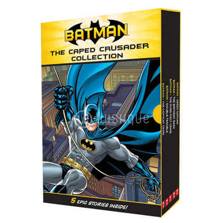 Batman the capes crusader collection