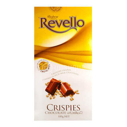Revello Crispies 100g