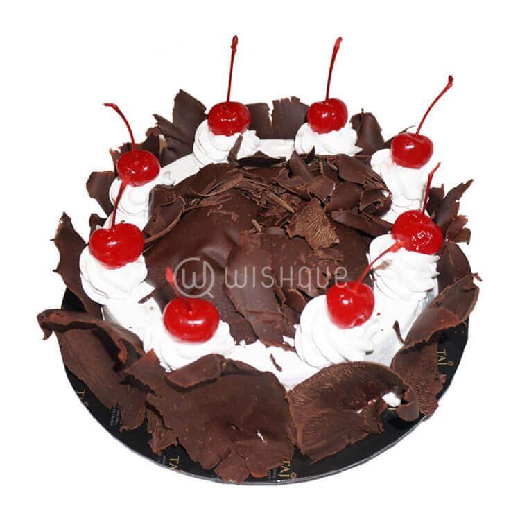 Black Forest Cake Wishque Sri Lankas Premium Online Shop Send