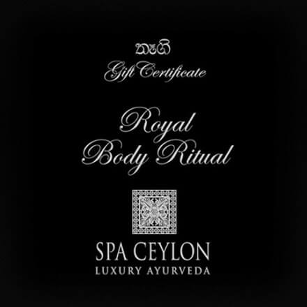Royal Body Ritual - 120 Minutes