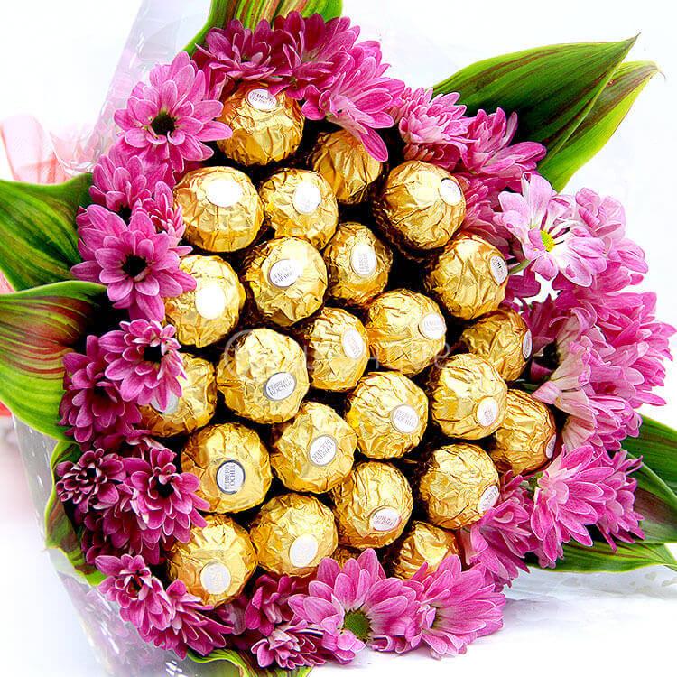 Ferrero Bouquet - Wishque | Sri Lanka\'s Premium Online Shop! Send ...