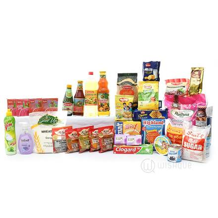 Pantry Essentials Hamper