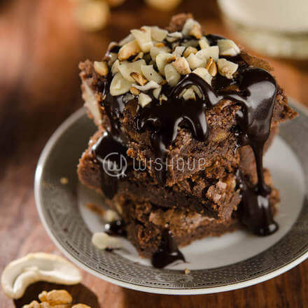 Nutty Brownies 12pcs