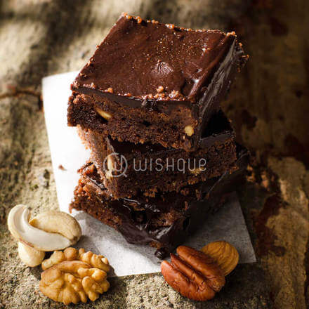 Double Choc Brownies 12pcs