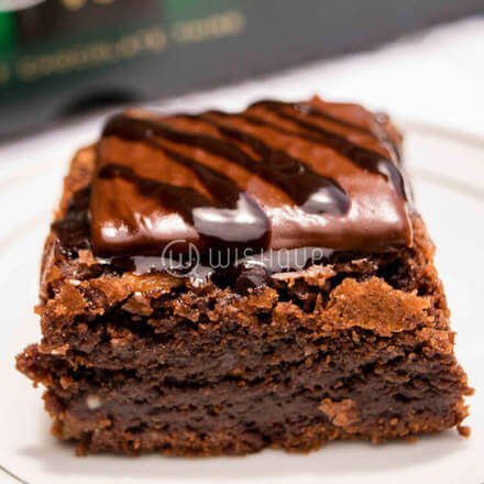 Eight Mint Brownies 12pcs