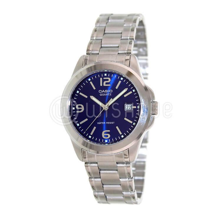 Часы casio qvarz water resist