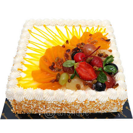 Fruit Crush Gateau