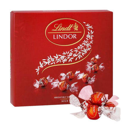 Lindt Lindor Irresistibly Smooth Milk 150g