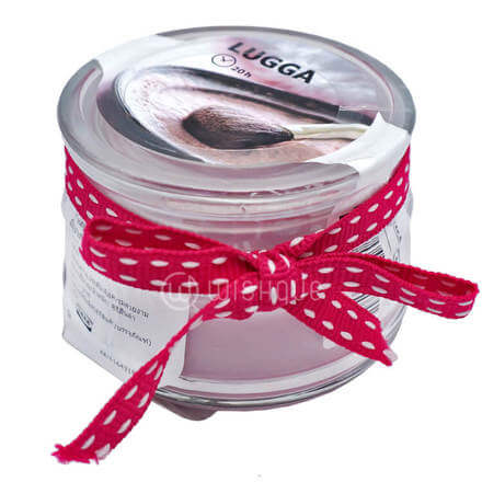 Lugga Blossoming Romance Scented Pink Candle