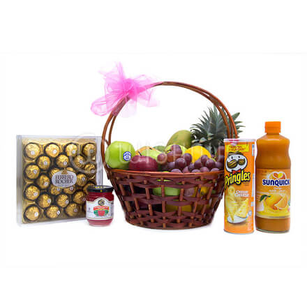 Fruit Melody Basket