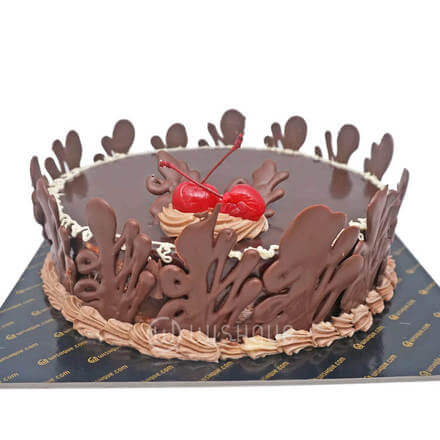 Chocolate Crown