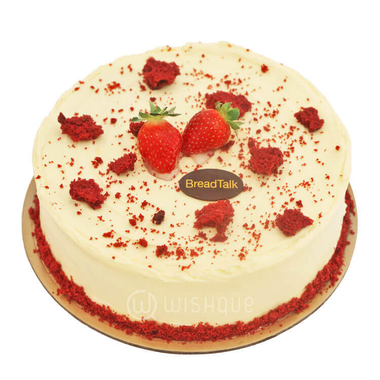 BreadTalk Red Velvet Wishque Sri Lankas Premium Online Shop