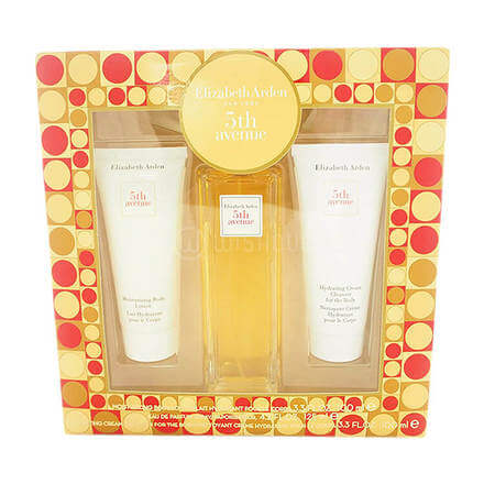 Elizabeth Arden 5th Avenue 125ml 3 Piece Gift Set