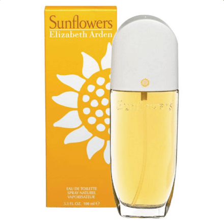 Sunflowers by Elizabeth Arden 100ml