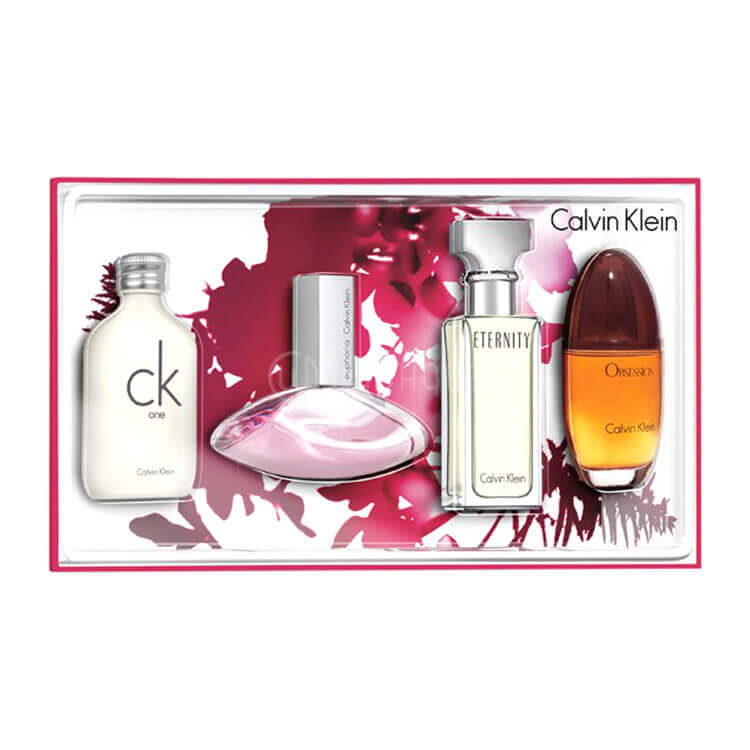 5b012343db Calvin Klein Women 4 Piece Perfume Gift Set - Wishque   Sri Lanka's Premium  Online Shop! Send Gifts to Sri Lanka