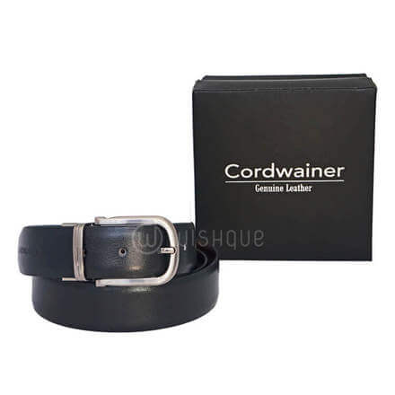 Old Leather Cordwainer Genuine Leather Men's Belt