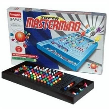 Funskool Super Mastermind Board Game