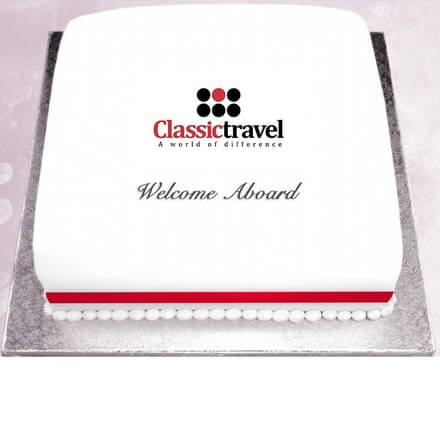 Classic Welcome Cake
