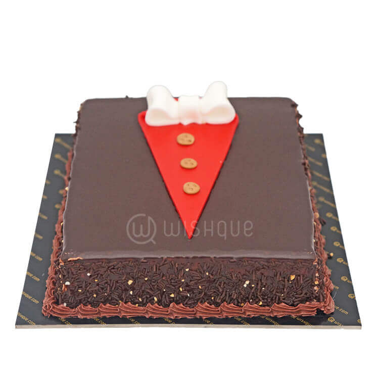 Buddhist Chef Chocolate Cake
