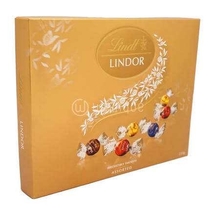 Lindt Lindor Irresistibly Assorted 235g