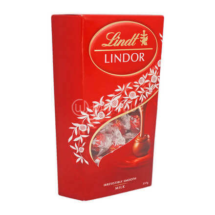 Lindt Lindor Irresistibly Smooth Milk 337g