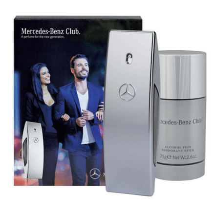 Mercedes Benz Club 50ml 2 Piece Gift Set