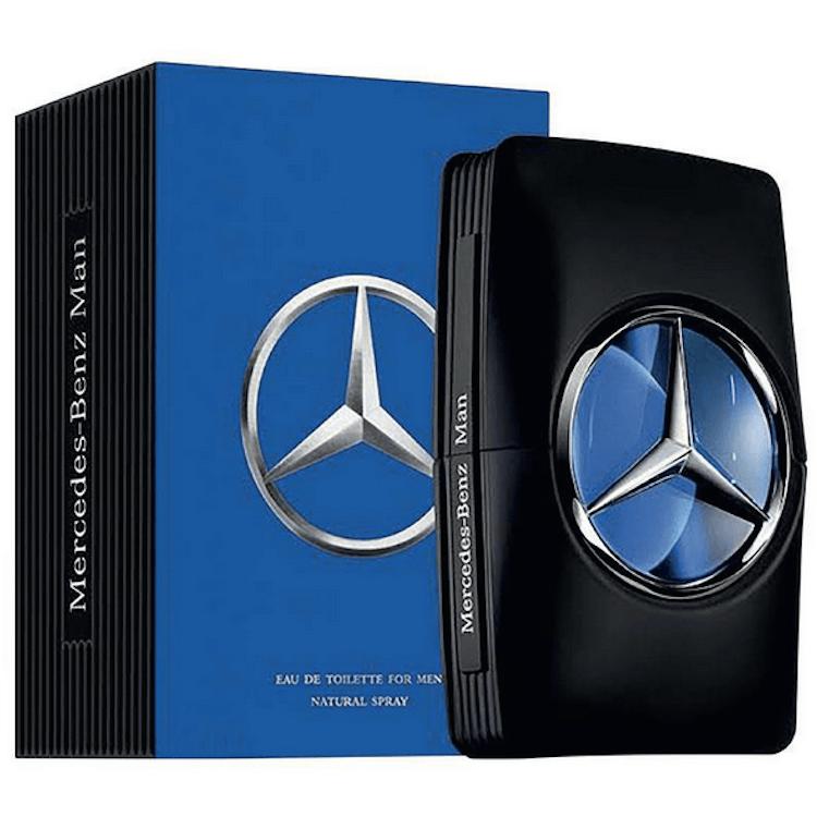 Mercedes Benz Souvenir Shop: Mercedes Benz Man 50ml - Wishque