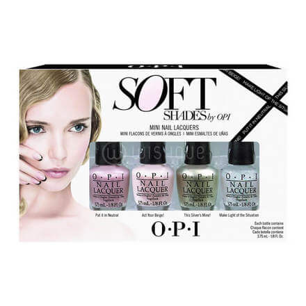 O.P.I Soft Shades Mini Nail Lacquer