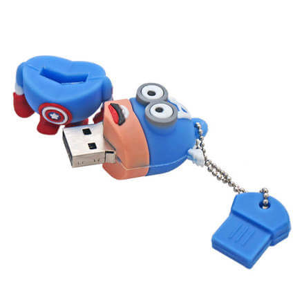 Captain A USB Drive
