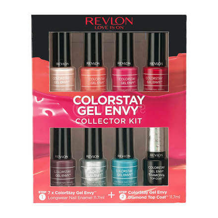 Revlon Color stay Gel Envy Collector Kit