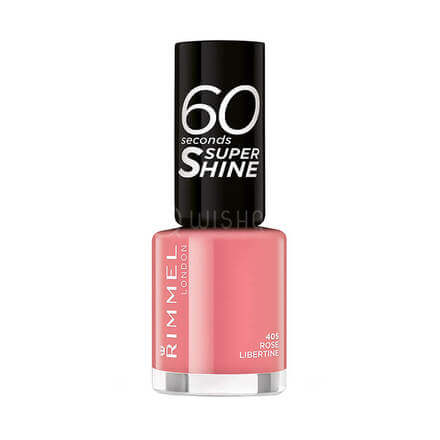 Rimmel 60 Seconds Nail Polish 405 Rose Libertine