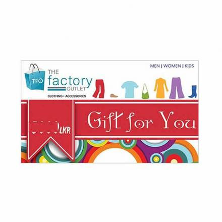 The Factory Outlet Gift Voucher