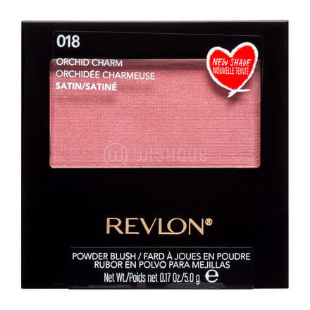 Revlon Powder Blush With Brush 018