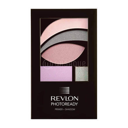 Revlon Photo Ready Primer, Shadow + Sparkle Eye shadow, 540 Romanticism