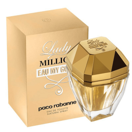 Paco Rabanne Lady Million My Gold 50ml