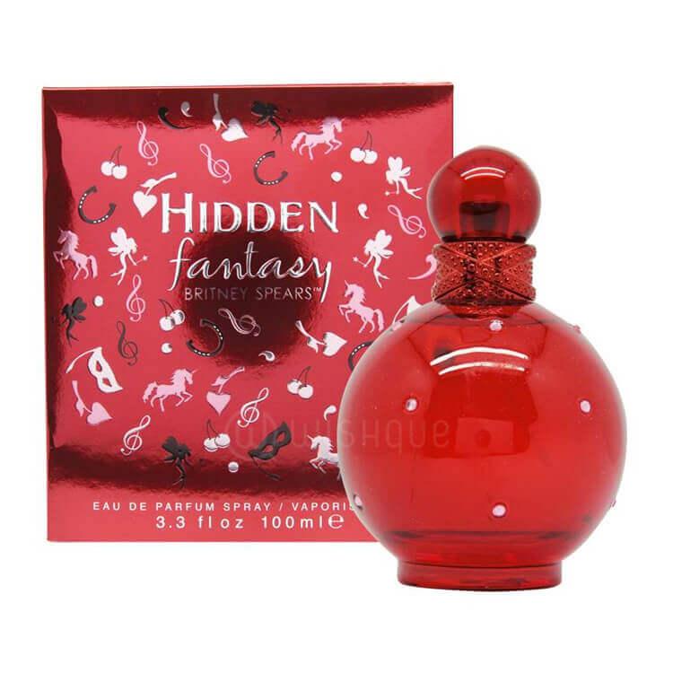 a2c8bd1f7 Britney Spears Hidden Fantasy 100ml - Wishque