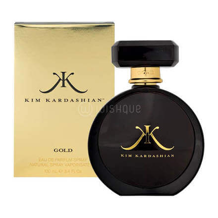 Kim Kardashian Gold Eau de Parfum Spray 100 ml