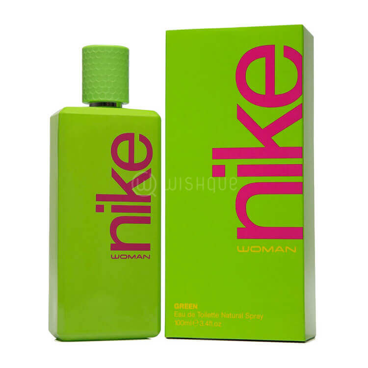 Igualmente detergente Espinas  Nike Woman Green Natural Spray 100 ml - Wishque | Sri Lanka's Premium  Online Shop! Send Gifts to Sri Lanka